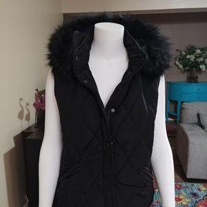 Zara winter vest